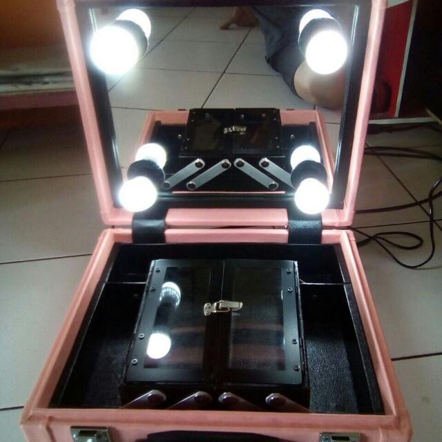Beautycase lampu PO
