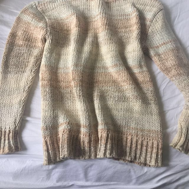 Billabong Knit Jumper Size 10