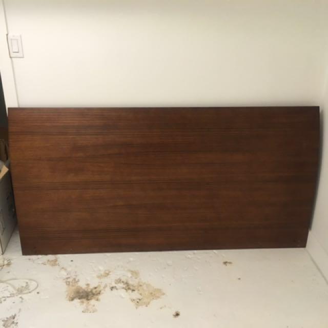 #BlackFriday50 Wood Headboard