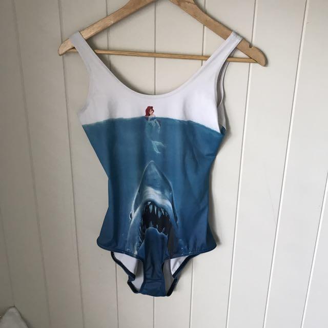 Blackmilk Shark Swimsuit