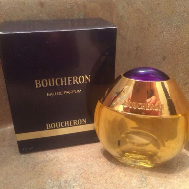 Boucheron Perfumes