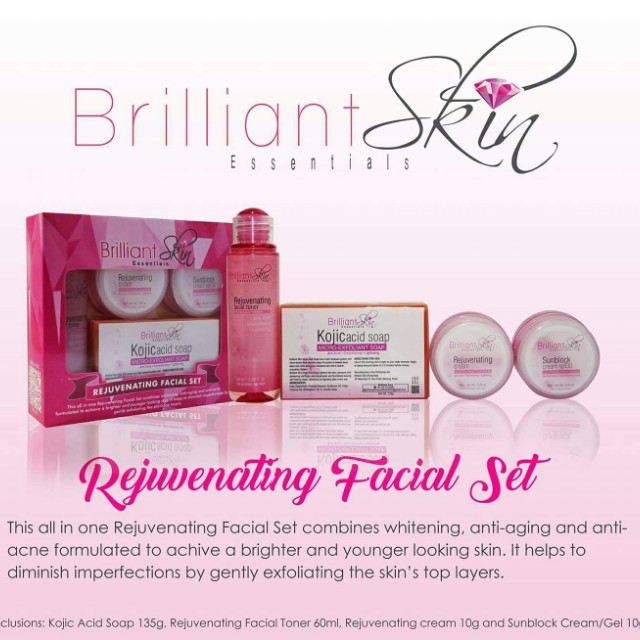 Brillant Skin Rejuvenating Set
