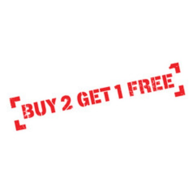 Buy Any 2 Items And Get The Cheapest Free! 200+ Items!
