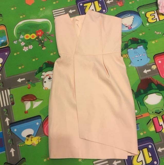 Cameo sample dress size S