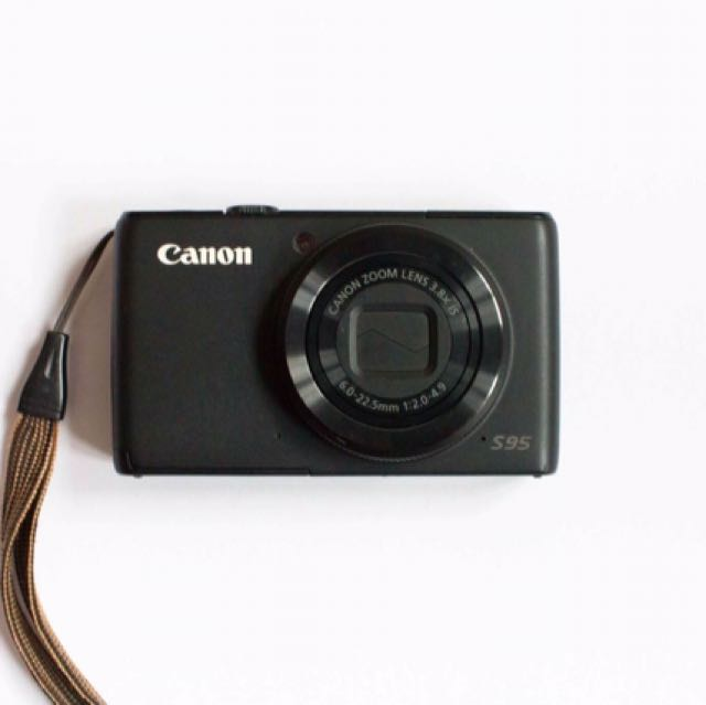 (cheap sale!!) Canon S95