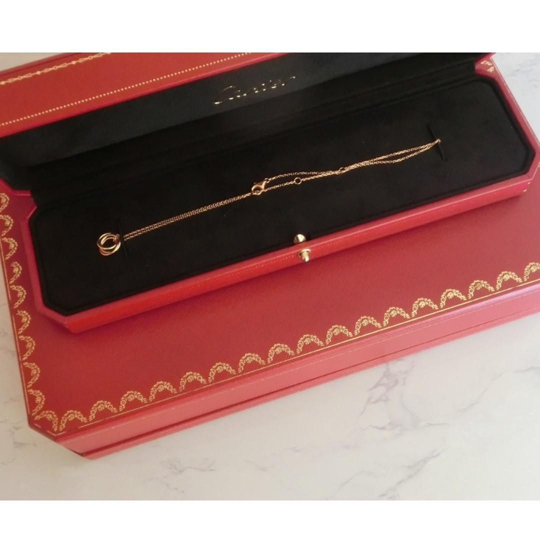Cartier 三環 手鍊