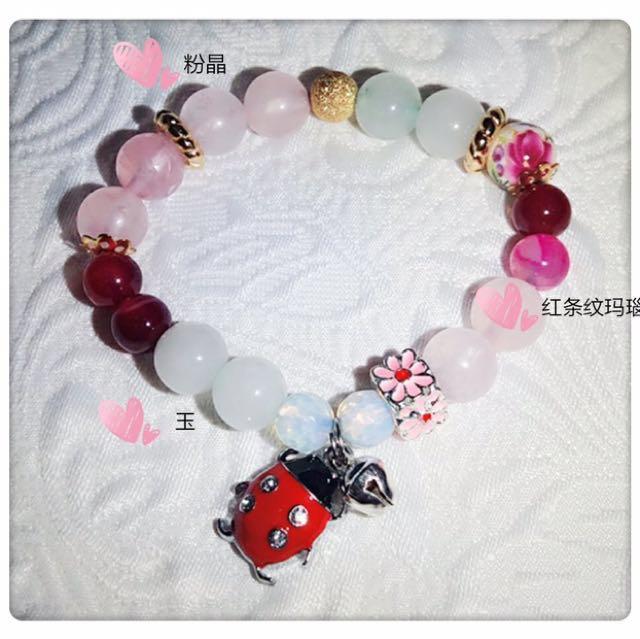 Crystal Bracelet-Great Gift for Christmas