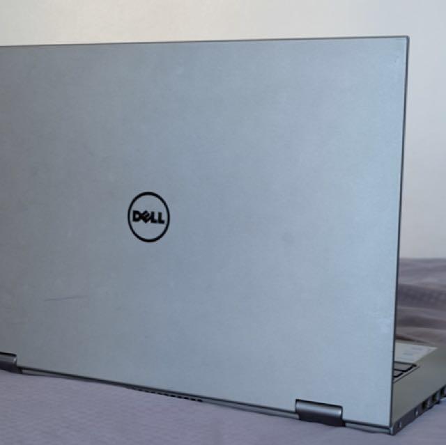 DELL Inspiron 13 Laptop Core i7 (Silver)
