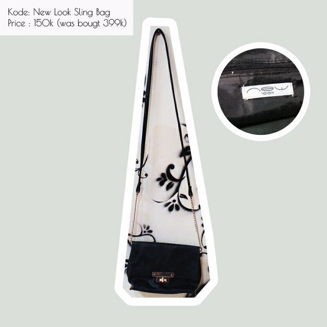 DISCOUNT! New Look Sling Bag