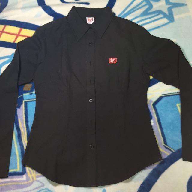 Doctor J 黑色襯衫 全新