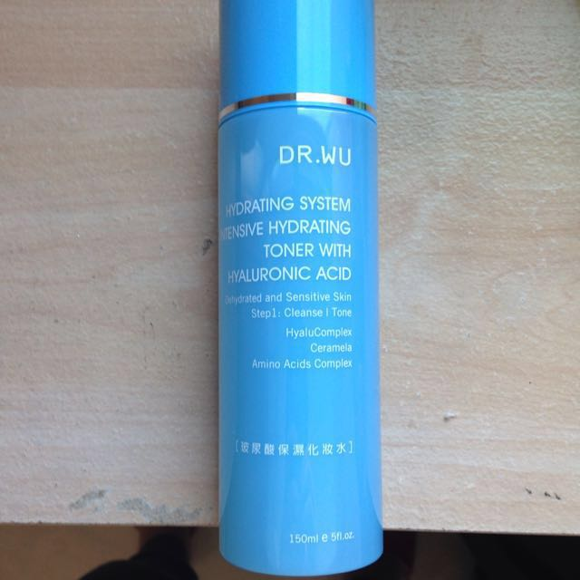 DR.WU玻尿酸保濕化妝水150ml