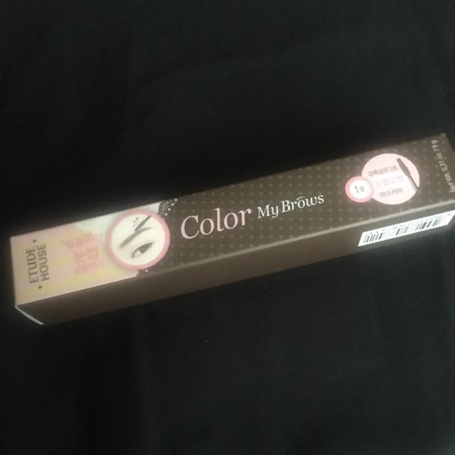Etude House Colour My Brows Gel New