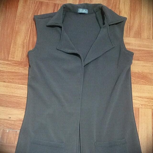 Fashionable Brown vest