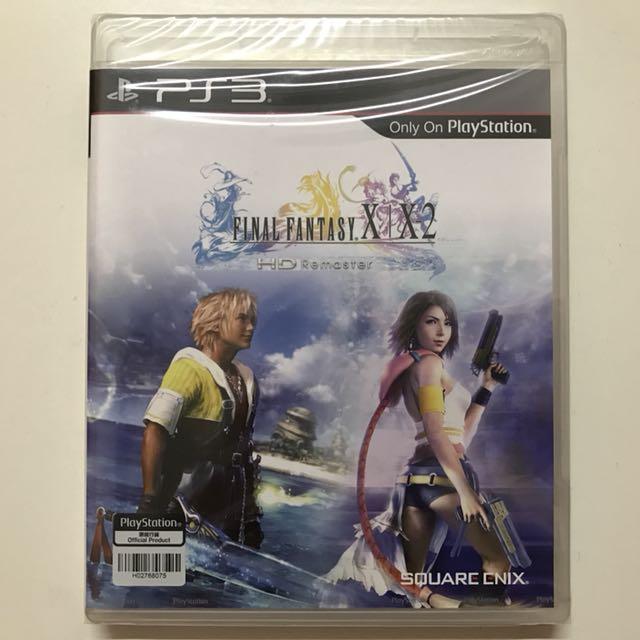Final Fantasy X X-2 HD Remaster (PS3)