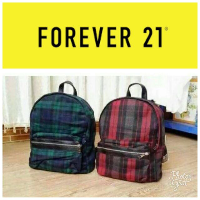 Forever21 backpack