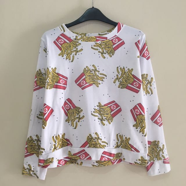 Frech Fries Sweatshirt