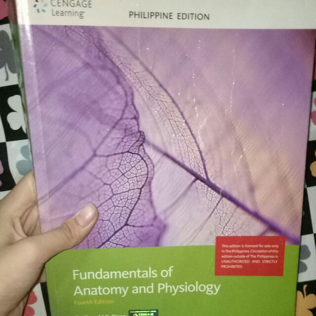 Fundamentals Of Anatomy & Physiology For Senior High School ...