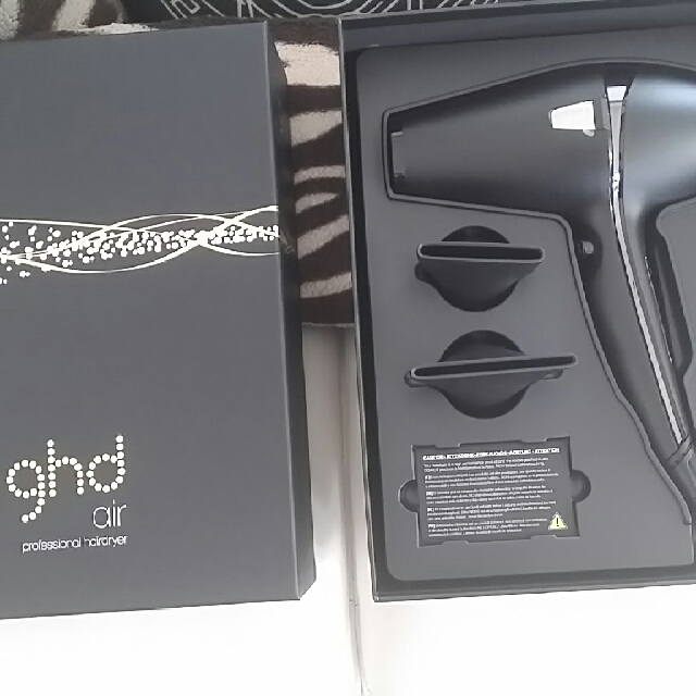 Ghd Hair Dryer New