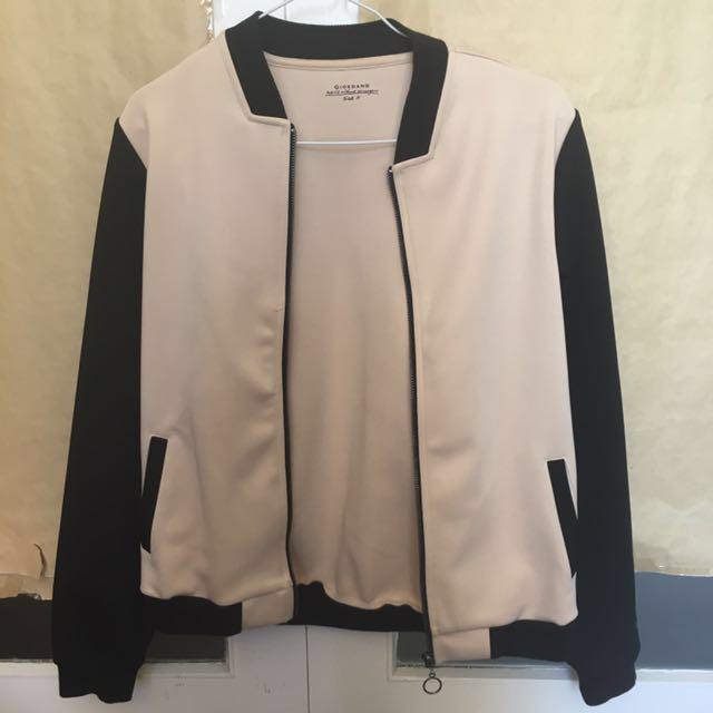 Giordano Jersey Jacket