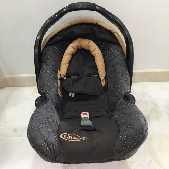 Graco Baby Car Seat - used, Car Accessories on Carousell