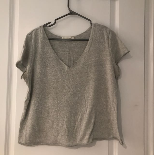 Grey Urban Outfitters Tshirt