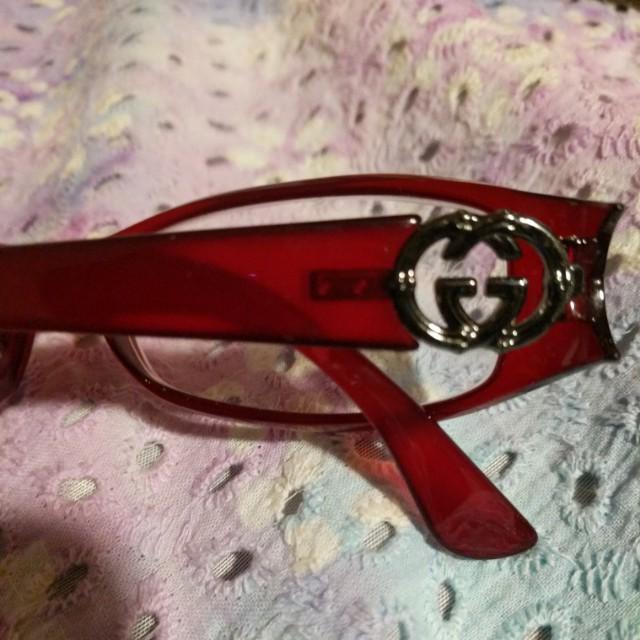 Gucci glasses authentic