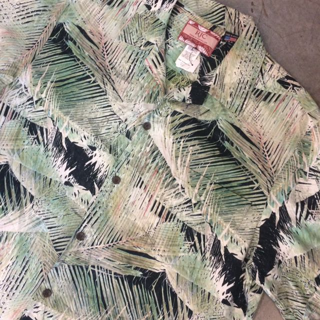 hawaii RJC daun kelapa