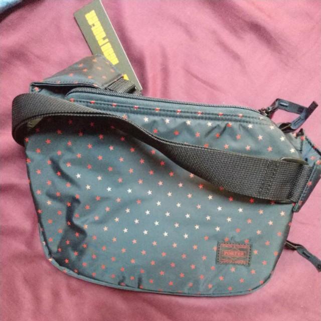 25d4c3667cf4 Head Porter stellar small sling bag
