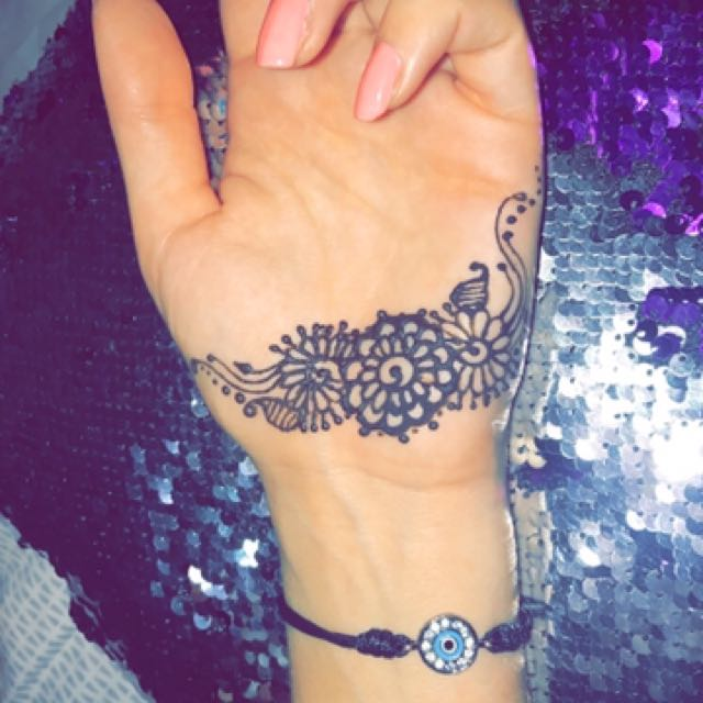 Henna By Sammie $10