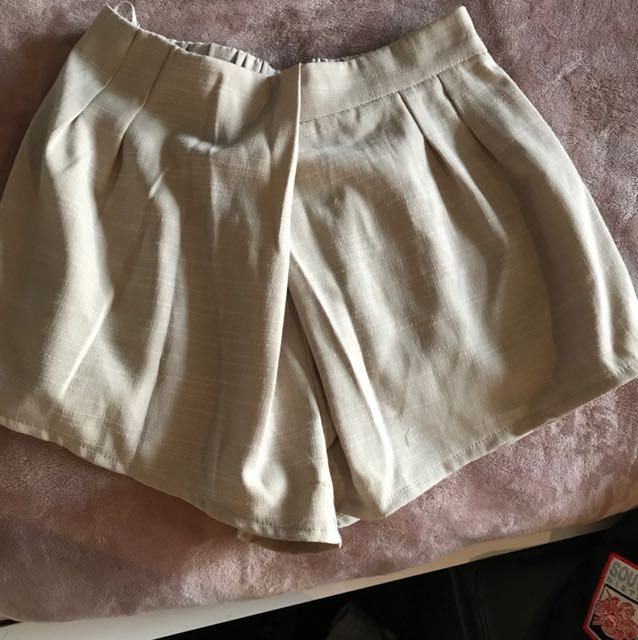 High waisted shorts size 8