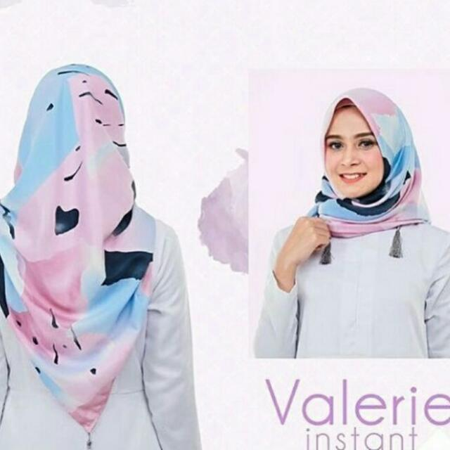Hijab Instan Maxmara High Quality Senja