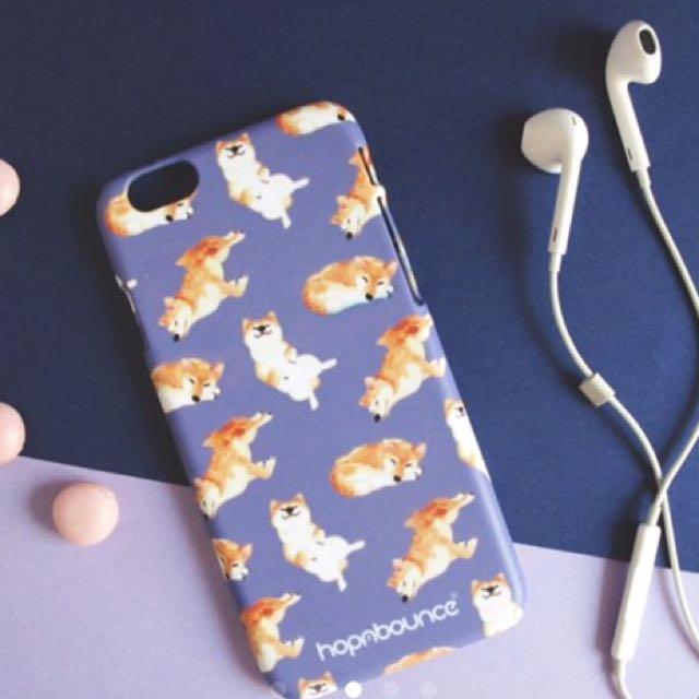 Iphone6 plus 手機殼 柴犬