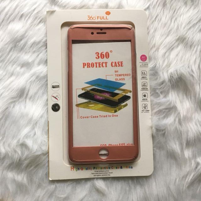 iPhone 6+/6s+ 360 case