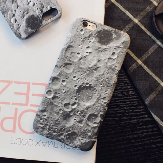 iPhone 8 / 7 cover 3D Lunar Cover