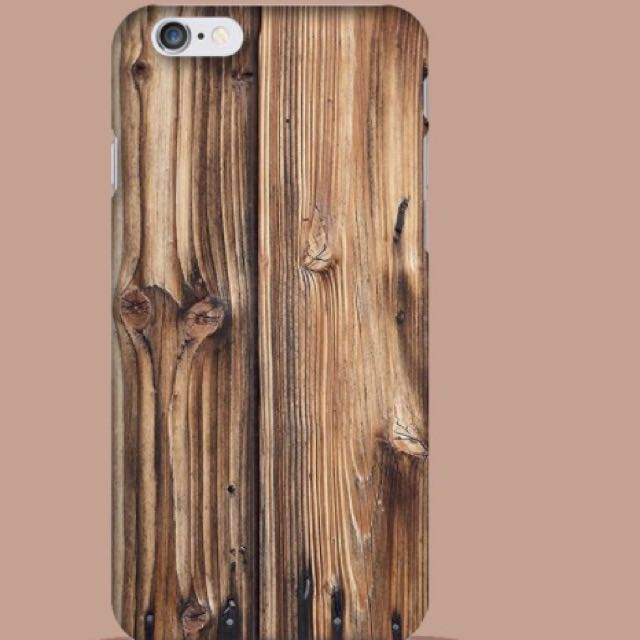 iPhone 8 / 7 cover .. Textures real nice wood textured feel