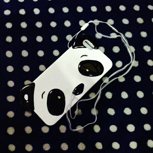 iPhone Panda Case for 6, 6+, 7
