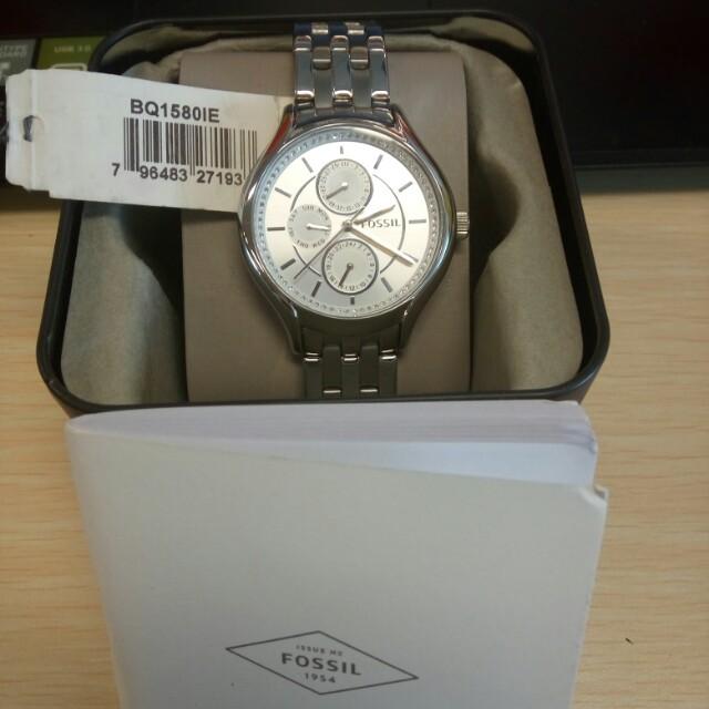 Jam tangan Fossil BQ1580IE