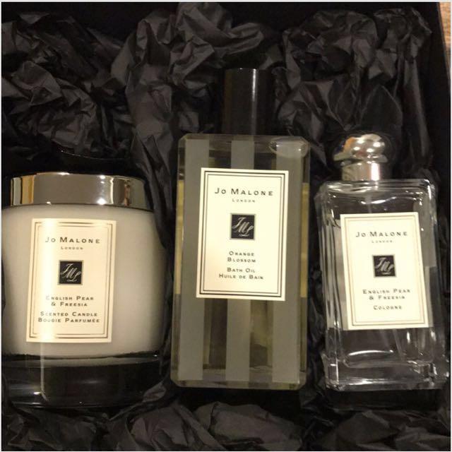 Jomalone 英國梨香水蠟燭