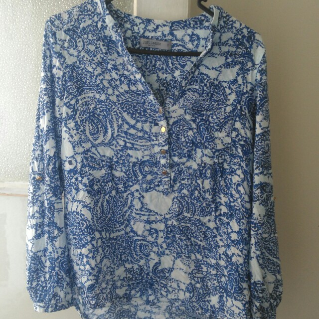 Just Jeans Tunic Roll Sleeve