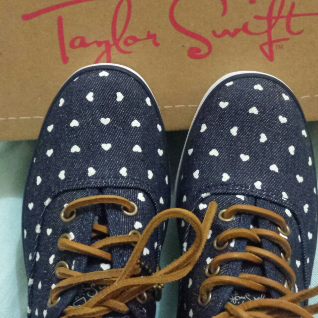 Keds Shoes Taylor Swift (Authentic)