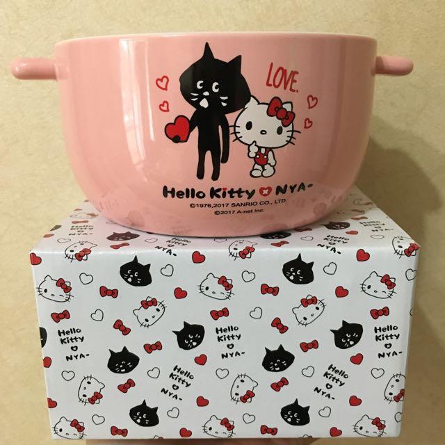 Kitty聯名NYA陶瓷大碗
