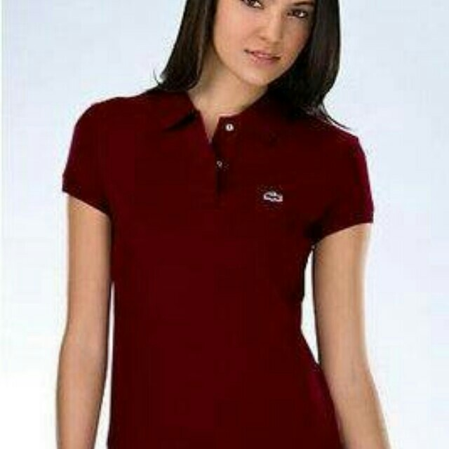 42ea996a900f5 Lacoste Classic Polo Shirt for Women, Women s Fashion, Clothes on Carousell