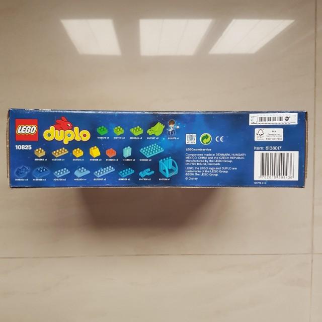 LEGO DUPLO 10825 Disney Miles´ Exo-Flex Suit, Babies & Kids, Toys on ...