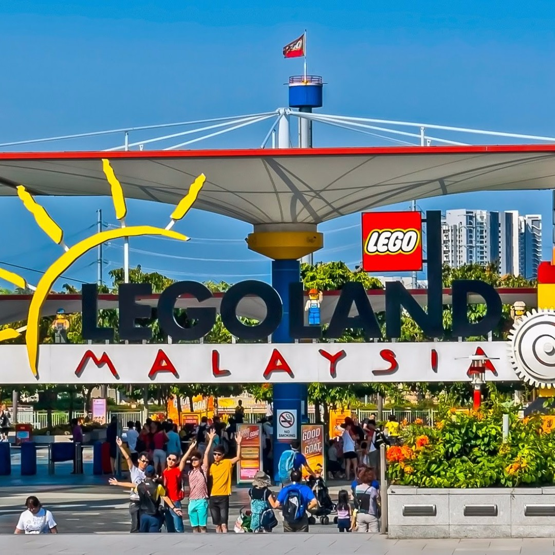 Legoland Malaysia - Theme Park Only (Adult)