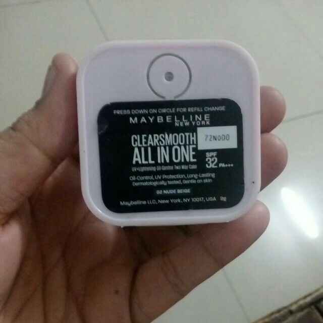 Maybelline Clearsmooth