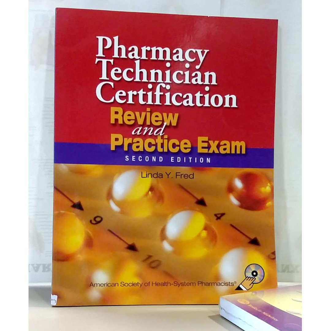 Medicalbooks1388s items for sale on carousell medical book pharmacy technician certification by linda fred 1betcityfo Image collections