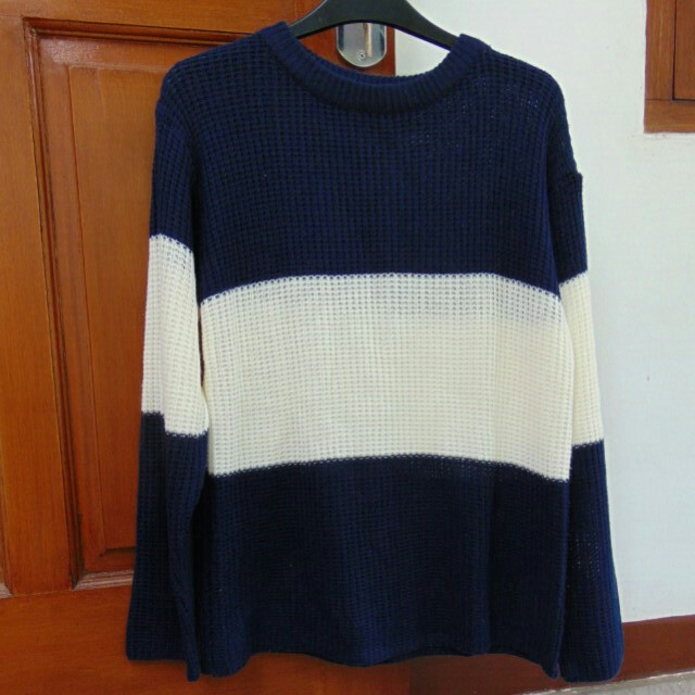Men Kevin Sweater Rajut