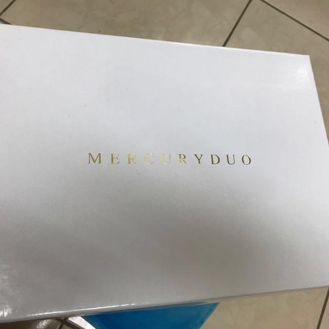 Mercuryduo 高根裸靴