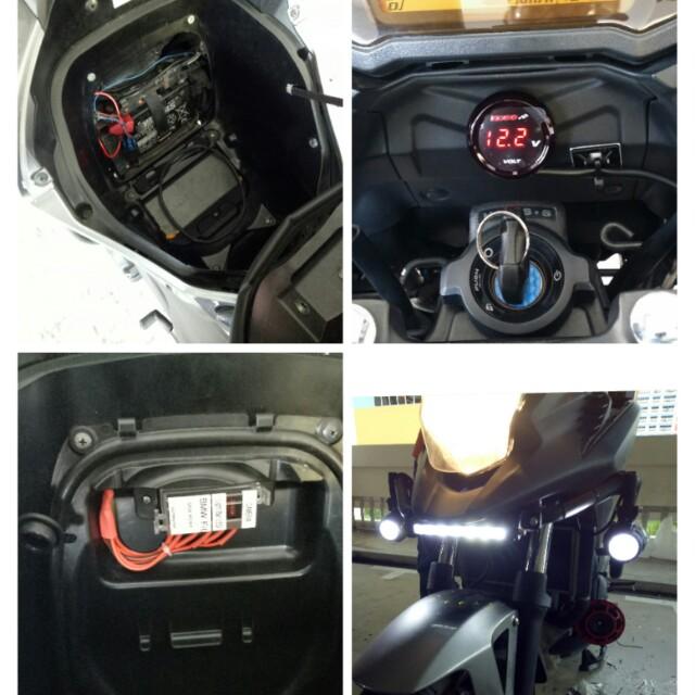 Honda Nc750x Wiring Diagram