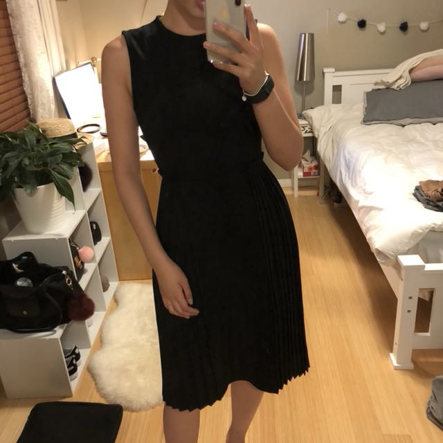 New ASOS Pleat Dress Size 10